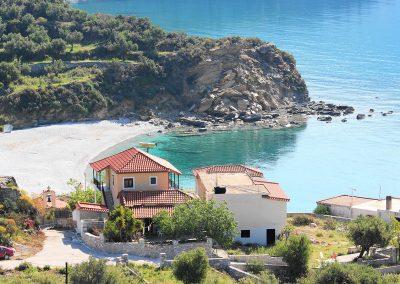 Chalikia strand