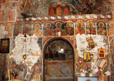 fresco Moni Sotiras