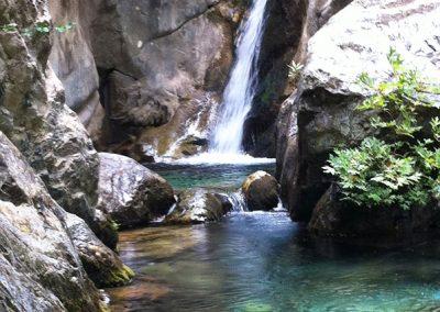 waterval bij Tripi